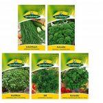 10 variétés | Assortiment de graines d'herbes | adapté aux débutants | maintenant prix spécial d'hiver de la marque Quedlinburger image 3 produit