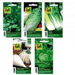 10 variétés | Assortiment de graines de légumes | adapté aux débutants | mélange robuste | à partir de maintenant le prix de promotion de l'hiver de la marque Austrosaat image 2 produit