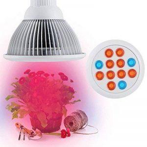 36W Full Spectrum Led élèvent la lumière pour les plantes graines de fleurs Veg croissance intérieure lampes à effet de serre Grow Led lumière hydroponique de la marque Lumière de la plante image 0 produit