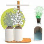 6 Capsules pour Lilo de Prêt à Pousser : 6 Herbes Aromatiques (basilic, persil, menthe, coriandre, ciboulette et thym) de la marque Prêt à Pousser image 3 produit