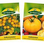 7 Variétés | Assortiment de Graines de Tomate de la marque Quedlinburger image 2 produit