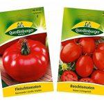 7 Variétés   Assortiment de Graines de Tomate de la marque Quedlinburger image 3 produit