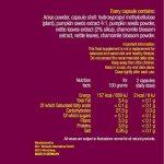 ALPHA - Complément alimentaire avec des graines de citrouille, feuilles d'ortie et d'extraits de camomille de fleurs. Supporte la fonction de la prostate, ecarte les troubles des voies urinaires et améliore la miction. 60 comprimés pilules, ne contient pa image 3 produit