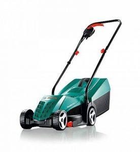 Bosch Tondeuse à Gazon ARM 32 (Bac de Ramassage 31 L, Carton, Largeur de Coupe: 32 Cm, Hauteur de Coupe: 20-60 Mm, 1 200 W) de la marque Bosch image 0 produit