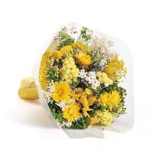 Bouquet-Fantasy- Sanremo fleurs séchées de la Riviera dei Fiori .Italie (Jaune) de la marque LA SEMPREVIVA image 0 produit