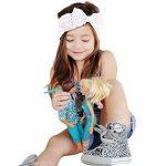 CHIC-CHIC 5pc Bébé Fille Bandeau Elastique Cheveux Fleur Dentelle Couronne Serre-tête Eté Princesse de la marque CHIC-CHIC image 3 produit