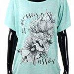 Emma & Giovanni Shirt pour Été Imprimé Fleurs Manche Courte - Femme de la marque Emma & Giovanni image 1 produit