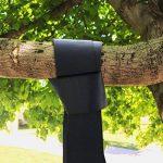 Extsud 2 Pcs 3m Sangle de Suspension Ultra Durable pour Balançoire Hamac Matériel de Suspension avec Crochets Mousquetons Sac Max Charge 300kg de la marque Extsud image 1 produit