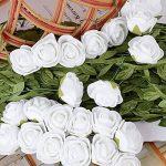 fausse fleur déco mariage TOP 8 image 2 produit