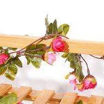 fausse fleur déco mariage TOP 9 image 1 produit