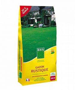 Gazon Rustique et engrais 4+1 KG de la marque Willemse France image 0 produit