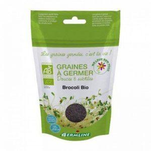 Germline - Graines germées - BROCOLI BIO 150G de la marque Germline image 0 produit