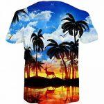 Goodstoworld Unisexe Tee Shirt Imprimé 3D Manches Courtes T-Shirts - pour Homme Et Femme de la marque Goodstoworld image 1 produit