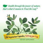 Graines de fenugrec Nature's Way, 610 mg, 180 capsules de la marque Natures Way image 4 produit