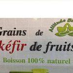 Grains de Kéfir de fruits de la marque Runiversel image 1 produit