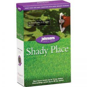 Johnsons 46607 Shady Place Semences de gazon pour terrain ombragé 500 g de la marque Decco Ltd image 0 produit