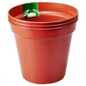 Kingfisher Pot43x 15cm/15,2cm 2pots de fleurs–Rouge de la marque Kingfisher image 0 produit