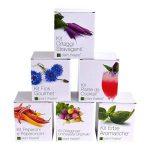 Kit de Jardin de Fines Herbes par Plant Theatre - 6 herbes aromatiques différentes à cultiver soi-même – Idée cadeau jardiniers de la marque Plant Theatre image 5 produit