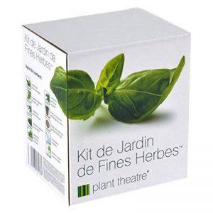 Kit de Jardin de Fines Herbes par Plant Theatre - 6 herbes aromatiques différentes à cultiver soi-même – Idée cadeau jardiniers de la marque Plant-Theatre image 0 produit