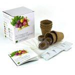 Kit de Salade Psychédélique par Plant Theatre – 5salades étonnantes à cultiver soi-même – Idée cadeau de la marque Plant Theatre image 3 produit