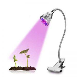 La lampe de croissance de plante, plante horticole allumant 5W, collier de cygne flexible 360 ° pousse la croissance de plante, pour les fermes d'intérieur et extérieures d'usine de la marque Lumière de la plante image 0 produit