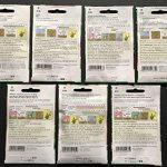 Les 7 variétés de graines de plantes médicinales de Hildegard | Ensemble de démarrage | Convient aux débutants et aux professionnels de la marque Austrosaat image 2 produit