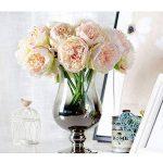 LianLe®Bouquet Fleur Artificiel Pivoine Fleur Déco Mariage Maison de la marque LianLe image 2 produit