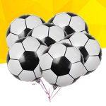 LUOEM Ballons de football Ballons en aluminium Mylar de ballon d'aluminium pour la décoration de fête d'anniversaire 2018 Coupe du monde Pack 10PCS 18 pouces de la marque LUOEM image 6 produit
