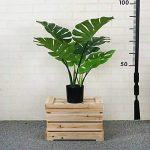 Luxury Artificiel Japonaise Arbre, Grand Élégant Replica/Faux Plantes d'intérieur - (0.6m) 23.6 Inches Tall. Parfait pour la maison ou le bureau, A de la marque artificiel Bonsaï Plantes artificielles bonsaï image 2 produit