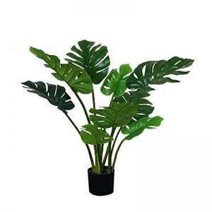 Luxury Artificiel Japonaise Arbre, Grand Élégant Replica/Faux Plantes d'intérieur - (1.2m) 47.2 Inches Tall. Parfait pour la maison ou le bureau, green de la marque artificiel Bonsaï Plantes artificielles bonsaï image 0 produit