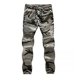 Pantalons Homme Un Joggeur De Camouflage Les VêTements De Sports - Hommes Pantalon De SurvêTement Pantalons De Harem de la marque HCFKJ image 0 produit