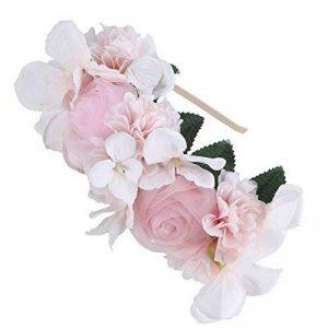 petite couronne de fleurs TOP 12 image 0 produit