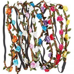 petite couronne de fleurs TOP 6 image 0 produit