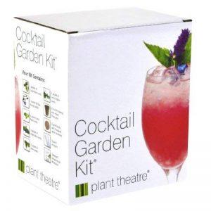 Plant Theatre kit de culture de 6 variétés de plantes pour cocktails de la marque Plant Theatre image 0 produit