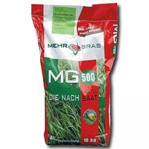 Prairie Sursemis Semis de couverture 10 kg MG 500 Graines d'herbe Pâturage de la marque Freudenberger image 0 produit