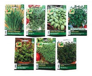 semis plantes aromatiques TOP 12 image 0 produit