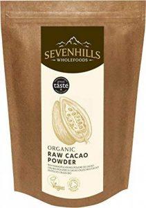 Sevenhills Wholefoods Poudre De Cacao Cru Bio 1kg de la marque Sevenhills Wholefoods image 0 produit