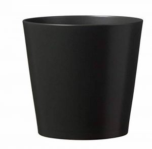 Soendgen Pot de fleurs en céramique, Dallas Esprit, Argile, anthracite, 24 x 24 x 24 cm de la marque Soendgen Keramik image 0 produit