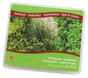 Tapis de graines aromates persil aneth ciboulette basilic de la marque VMWB image 0 produit