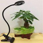 Usine LED Light-Promouvoir l'usine grandir avec la fonction de synchronisation, Hydroponics Greenhouse Lampe de jardin Plant Croissance et fleur Ordinateurs Bureau Bureau Éclairage de tâche USB Lampe de chevet de la marque Lumière de la plante image 2 produit