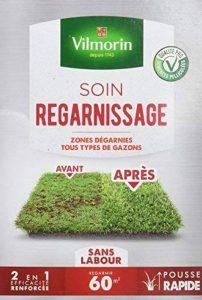 Vilmorin 4466314 Soins Regarnissage Universel 2-en-1, Vert, 1 kg de la marque Vilmorin image 0 produit