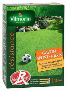 Vilmorin 4471553 Gazon Sports et Jeux Boîte de 1 kg de la marque Vilmorin image 0 produit