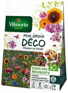 Vilmorin 5858007 Pack de Graines Mélange de Fleurs Coin des Bouquets 7 m² de la marque Vilmorin image 0 produit