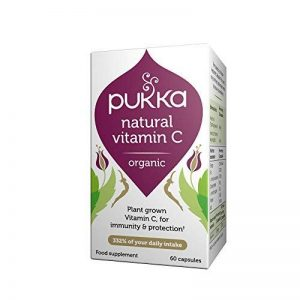 Vitamine C naturelle - 60 capsules de la marque Pukka Herbs image 0 produit