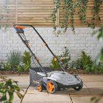 VonHaus Scarificateur Aérateur électrique de pelouse 2-en-1 - 1500 W - 4 profondeurs de travail de la marque Vonhaus image 1 produit